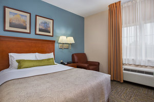 Room - Candlewood Suites Tuscaloosa