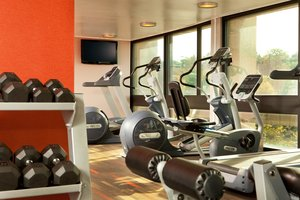Fitness/ Exercise Room - Crowne Plaza Hotel Newton
