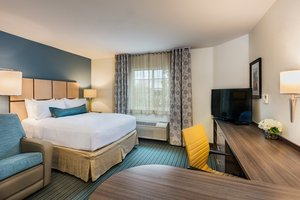 Room - Candlewood Suites Anaheim