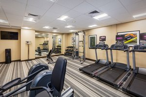 Fitness/ Exercise Room - Candlewood Suites Anaheim