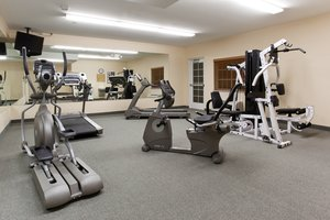 Fitness/ Exercise Room - Candlewood Suites Parachute