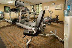 Fitness/ Exercise Room - Holiday Inn Express Arlington Blvd Fairfax