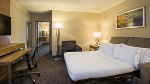 Suite - Holiday Inn Express Hotel & Suites Sherwood Park