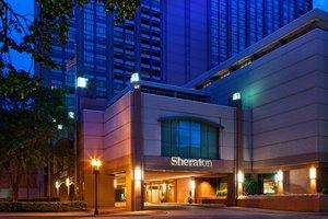 Exterior view - Sheraton Hotel Boston