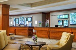 Lobby - Sheraton Hotel Boston