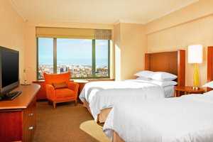 Room - Sheraton Hotel Boston