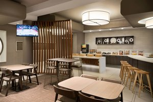 Restaurant - SpringHill Suites by Marriott Ewing Township