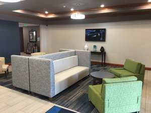 Lobby - Holiday Inn Express Hotel & Suites Limon