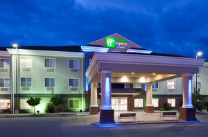 Exterior view - Holiday Inn Express Hotel & Suites Dickinson