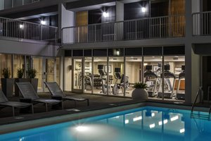 Fitness/ Exercise Room - Holiday Inn Downtown Superdome New Orleans