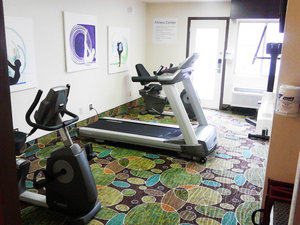 Fitness/ Exercise Room - Holiday Inn Express Hotel & Suites MO 76 Central Branson