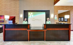 Lobby - Holiday Inn Hotel & Suites Wolfchase