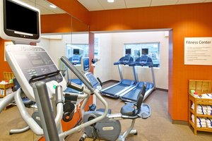 Fitness/ Exercise Room - Holiday Inn Hotel & Suites Wolfchase