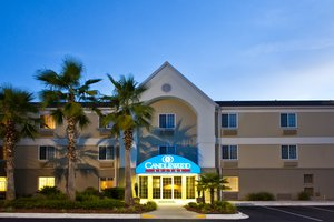 Exterior view - Candlewood Suites Jacksonville