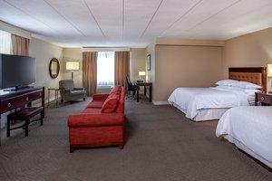 Suite - Sheraton Hotel Framingham