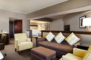 Suite - Sheraton Hotel Needham