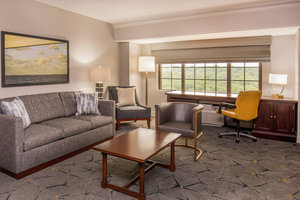 Suite - Sheraton Hotel BWI Airport Linthicum