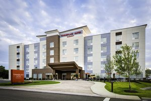 Exterior view - TownePlace Suites by Marriott Vidalia