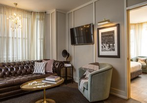 Suite - Evelyn Hotel New York