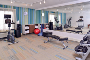 Fitness/ Exercise Room - Holiday Inn Express South Rochester