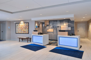 Lobby - Holiday Inn Express South Rochester