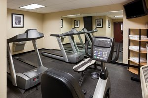 Fitness/ Exercise Room - Holiday Inn Express Hotel & Suites Aberdeen