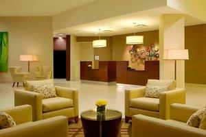 Lobby - Sheraton Hotel Edison