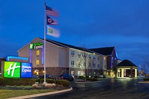 Exterior view - Holiday Inn Express Hotel & Suites Reynoldsburg