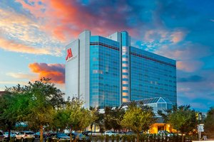 Exterior view - Marriott Hotel Downtown Orlando