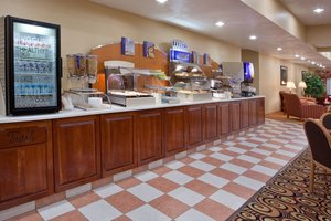 Restaurant - Holiday Inn Express Hotel & Suites Newell