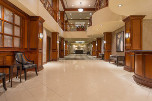 Lobby - Crowne Plaza Hotel Knoxville