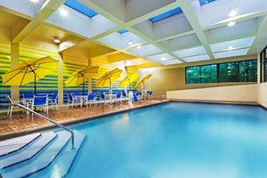 Pool - Crowne Plaza Hotel Knoxville