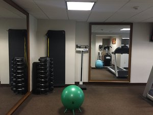 Fitness/ Exercise Room - Holiday Inn Danbury