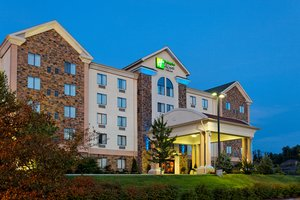 Exterior view - Holiday Inn Express Hotel & Suites Kingsport