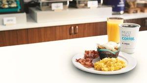Restaurant - Holiday Inn Express Hotel & Suites Kingsport