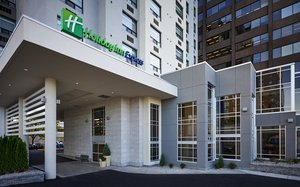 Exterior view - Holiday Inn Express Hotel & Suites Waterfront Windsor
