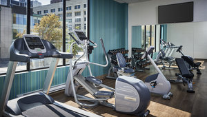 Fitness/ Exercise Room - Holiday Inn Express Hotel & Suites Waterfront Windsor