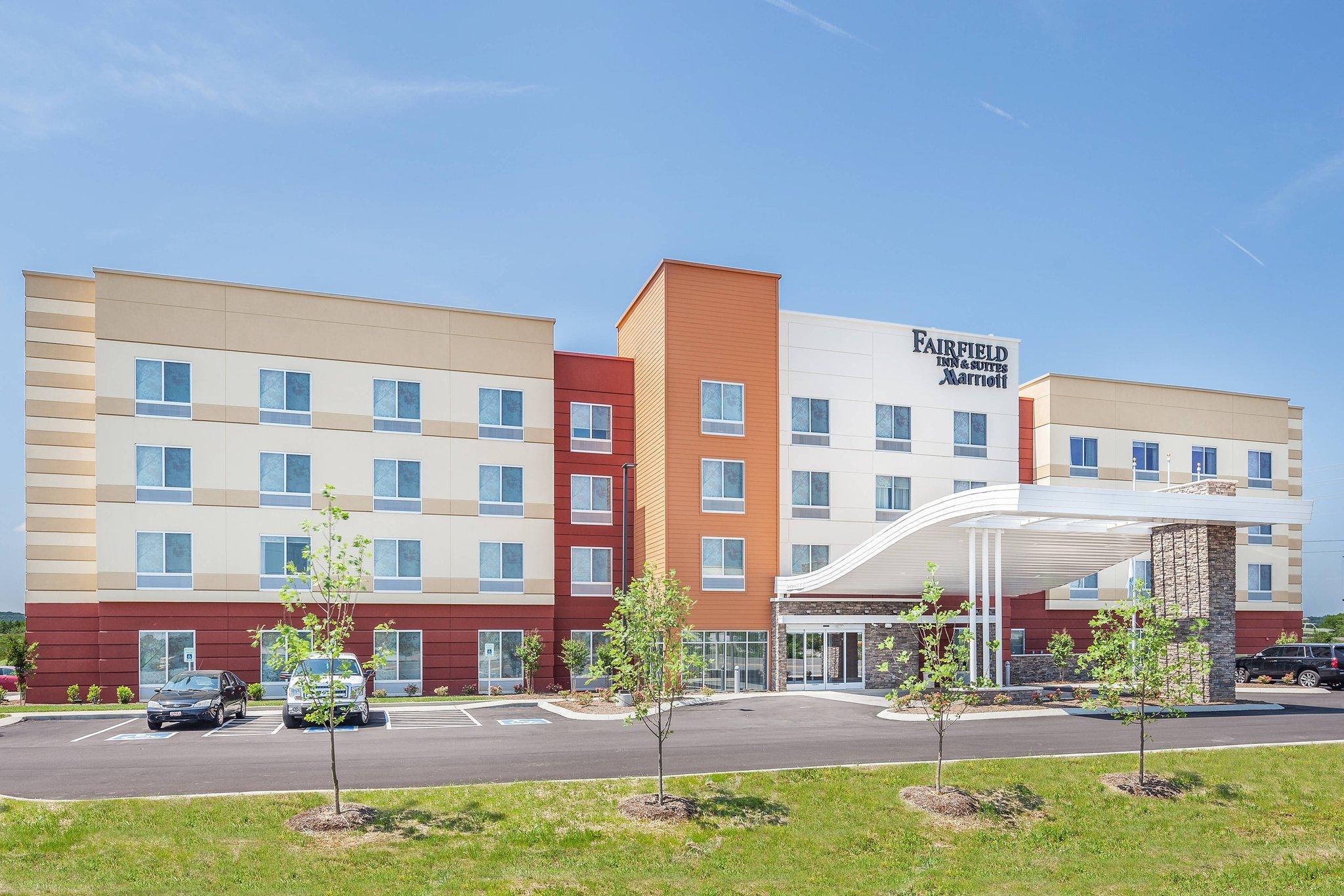 Fairfield Inn and Suites by Marriott Lebanon