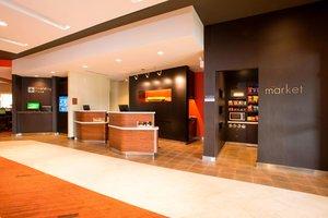 Lobby - Courtyard by Marriott Hotel Midtown Cincinnati