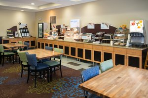 Restaurant - Holiday Inn Express Hotel & Suites Albert Lea