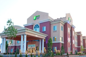 Exterior view - Holiday Inn Express Hotel & Suites Reno