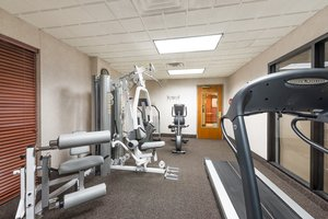 Fitness/ Exercise Room - Cleveland Hotel