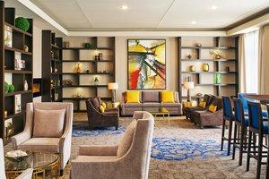 Lobby - Sheraton Hotel Lisle