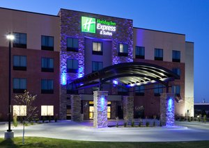 Exterior view - Holiday Inn Express Hotel & Suites Fort Dodge