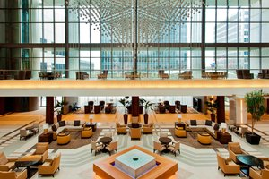 Lobby - Sheraton Hotel Crown Center Kansas City