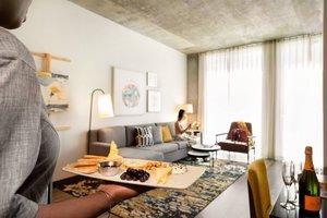 Room - Twelve Downtown Hotel Atlanta