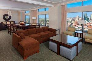Suite - Sheraton Hotel Crown Center Kansas City