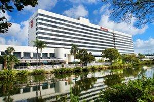 Exterior view - Sheraton Miami Airport Hotel