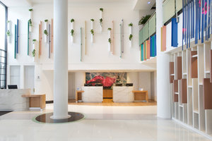 Lobby - Sheraton Miami Airport Hotel