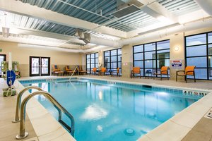 Pool - Holiday Inn Express Hotel & Suites Downtown Chattanooga